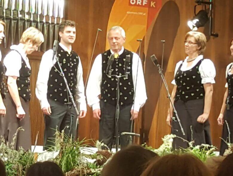 Lavantklang bei Chor des Jahres 2016